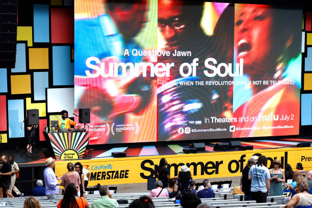 """NY: Questlove's """"Summer Of Soul"""" Screening & Live Concert"""