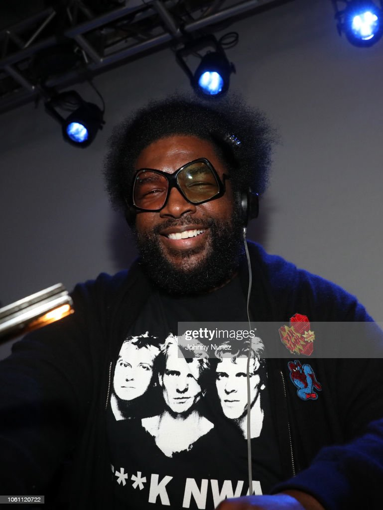 Visible x The Fader Present Questlove : ニュース写真