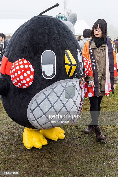 Queue Ichiro Mascot Japanese celebrate the silly eccentric and adorable like no other country Its obsession with the yurukyara mascots is a perfect...