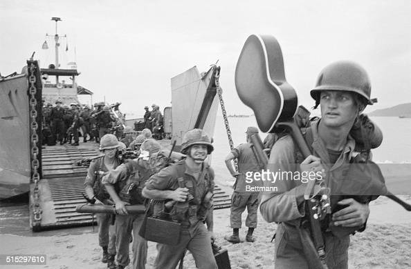 28 July 1965 Us Orders 50 000 Troops To Vietnam Photo