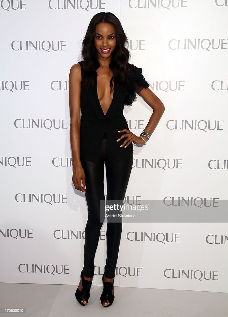 Quiana Grant attends Dramatically Different Party Hosted By Clinique at 620 Loft & Garden on June 18, 2013 in New York City.