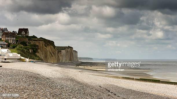Quiberville, Haute-Normandie, France