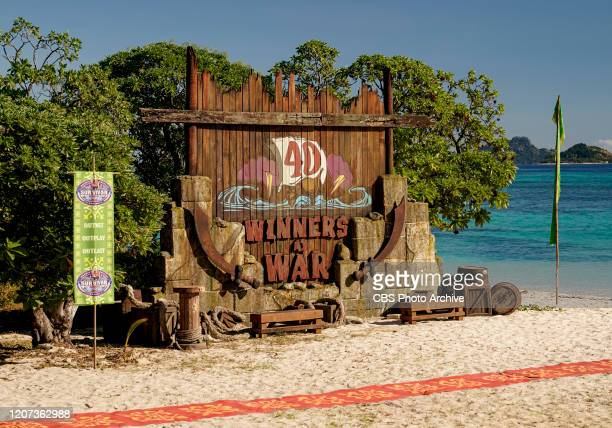 Quick on the Draw The Immunity Challenge is set on the Sixth episode of SURVIVOR WINNERS AT WAR airing Wednesday March 18 on the CBS Television...