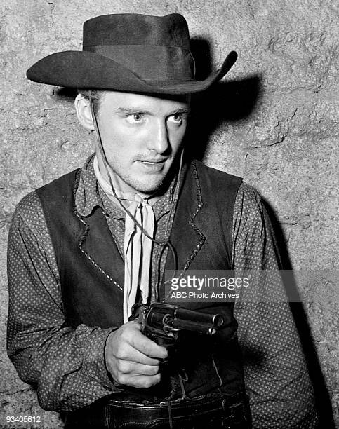 CHEYENNE Quicksand Season One 4/3/56 Dennis Hopper in a scene on Walt Disney Television via Getty Images's Cheyenne