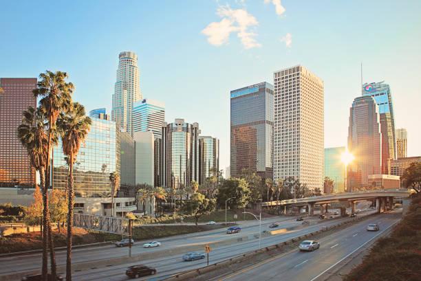 A Quiet Downtown Los Angeles - Fine Art prints