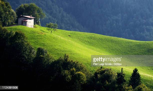 a quiet place - bergamo stock pictures, royalty-free photos & images