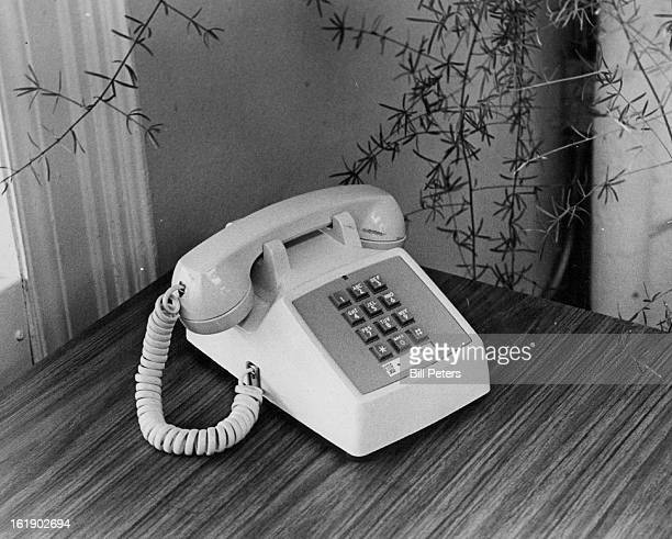 JUN 4 1981 JUN 5 1981 JUN 7 1981 Quigley Art some size drop out phone ***** line