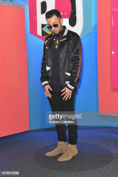 Quiles attends the Univision's 'Premios Juventud' 2017 Celebrates The Hottest Musical Artists And Young Latinos ChangeMakers at Watsco Center on July...