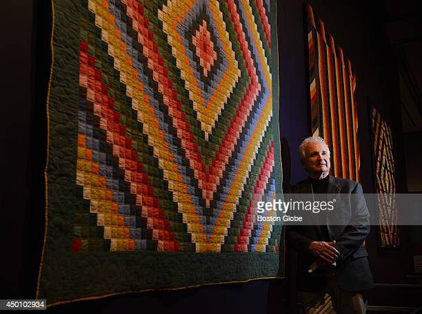 Quilt collector Gerald Roy has assembled one of the largest private collections of quilts over the last 50 years On April 6 the Museum of Fine Arts...