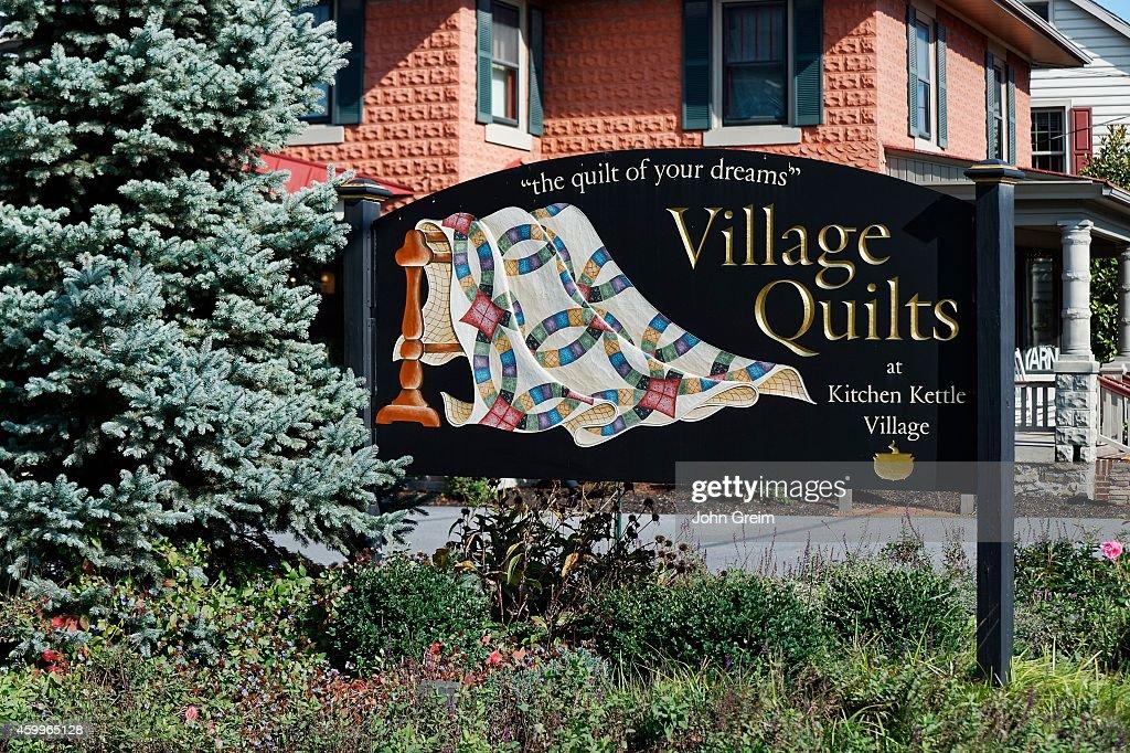 Quilt Shop At Kitchen Kettle Village News Photo Getty Images
