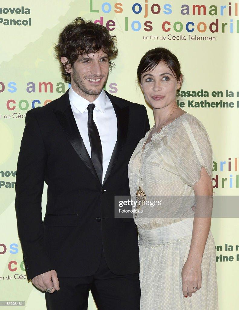 'Los Ojos Amarillos de los Cocodrilos' Madrid Premiere