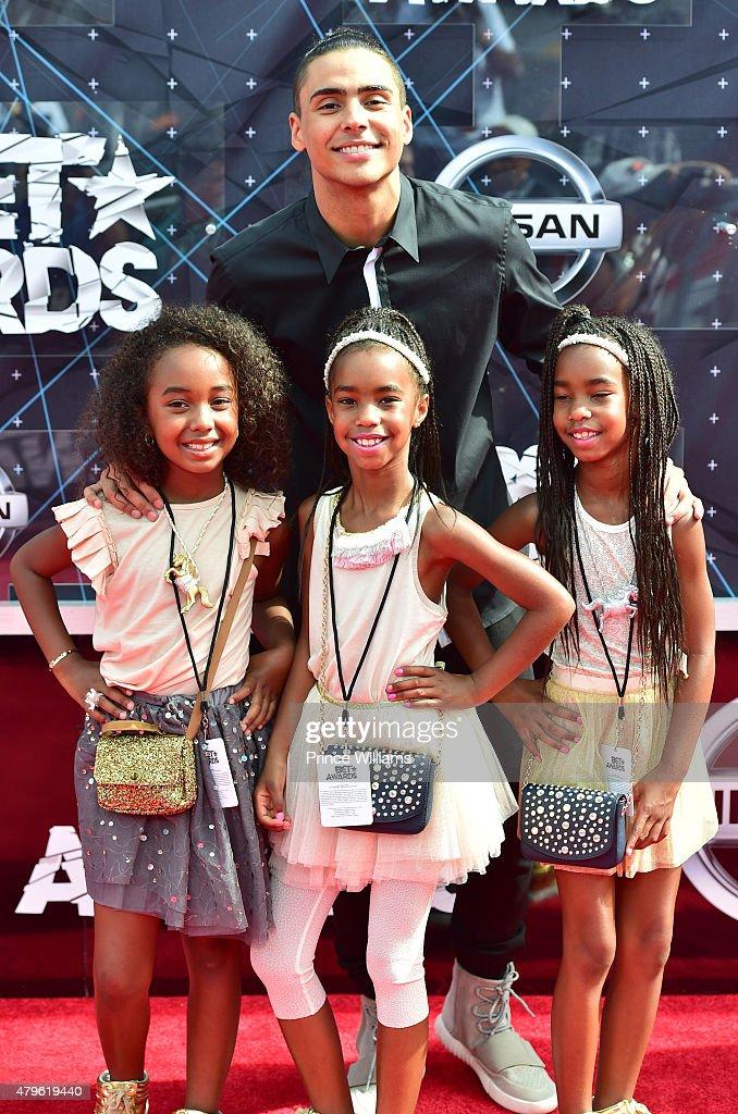 2015 BET Awards - Arrivals : News Photo