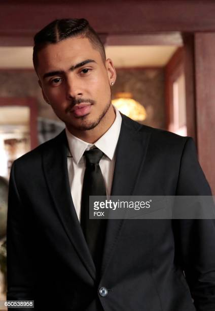Quincy Brown in the Black Wherever I Go episode of STAR airing Wednesday Feb 8 on FOX