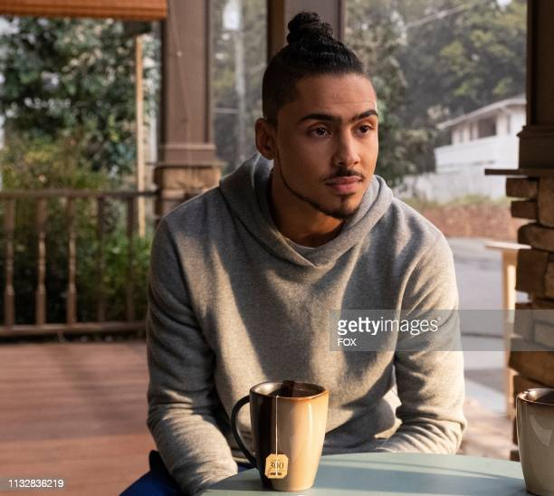Quincy Brown in the Toxic episode of STAR airing Wednesday March 27 on FOX