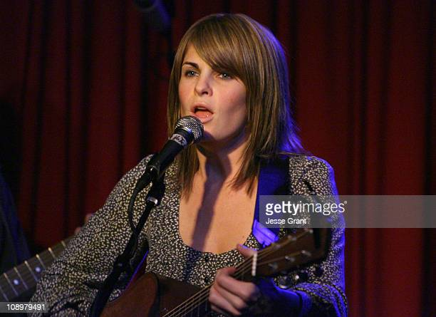 Quincy Coleman during ASCAP Presents Quiet on the Set December 4 2006 at Hotel Cafe in Hollywood California United States