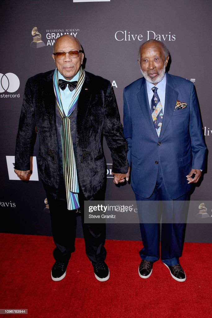 The Recording Academy And Clive Davis' 2019 Pre-GRAMMY Gala - Arrivals : Photo d'actualité