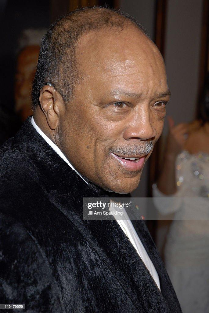 Quincy Jones during 2007 Trumpet Awards Celebrate African American Achievement at Bellagio Hotel in Las Vegas, Nevada, United States.