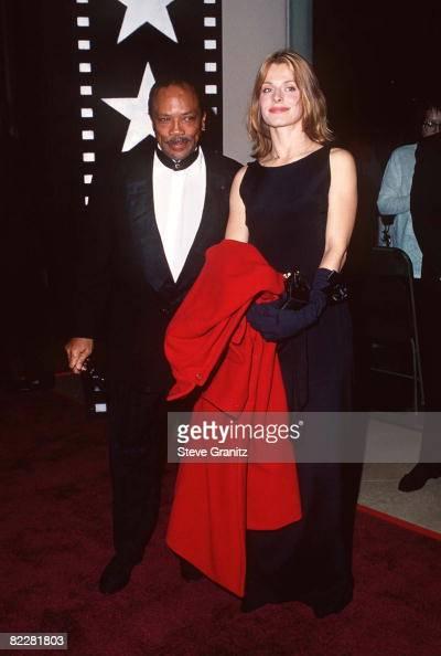 Quincy Jones & Nastassja Kinski News Photo - Getty Images
