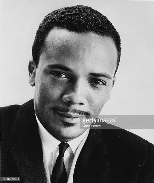 Quincy Jones poses for a studio portrait in 1962 in the United States