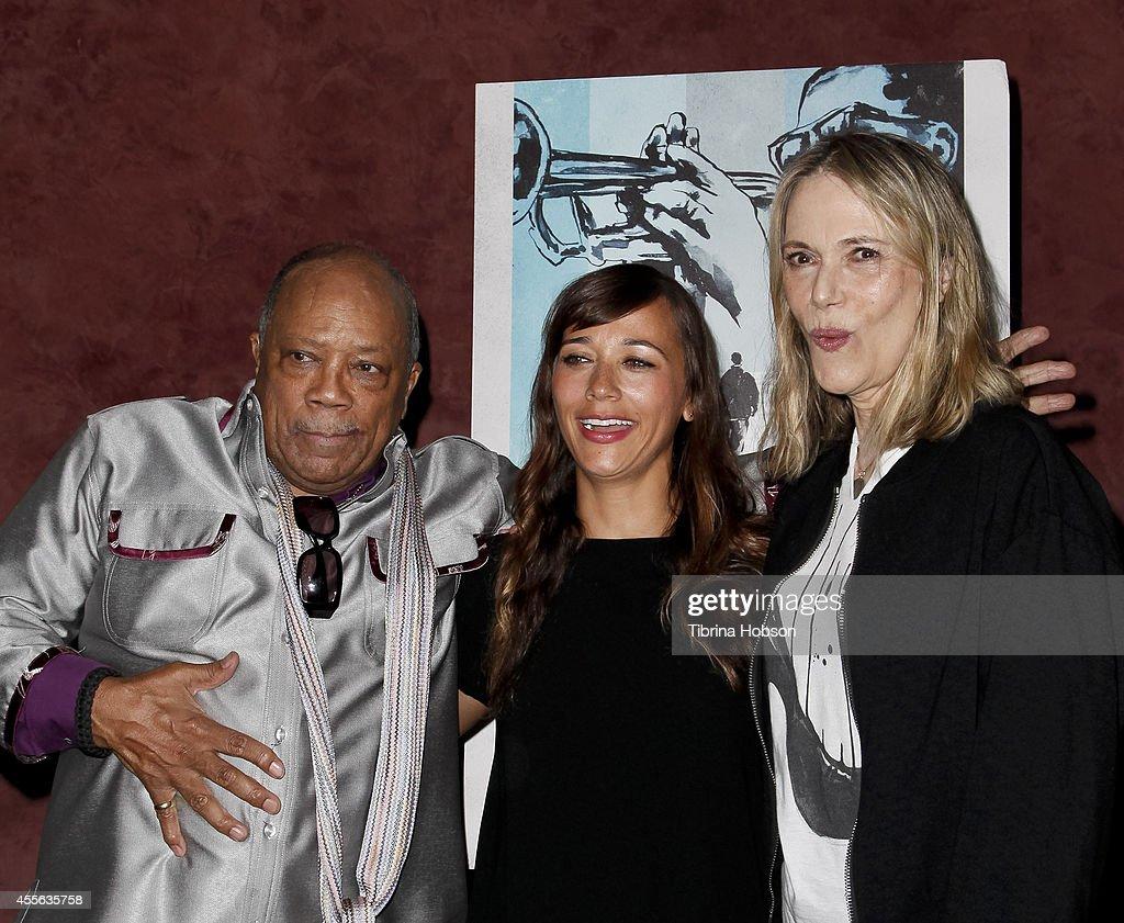 """""""Keep On Keepin' On"""" - Los Angeles Premiere : News Photo"""