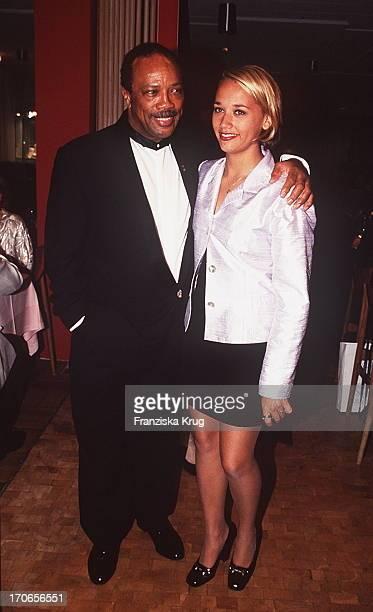 Quincy Jones Tochter Rashida Bei Eröffnung'Bayreuther Festspiele'