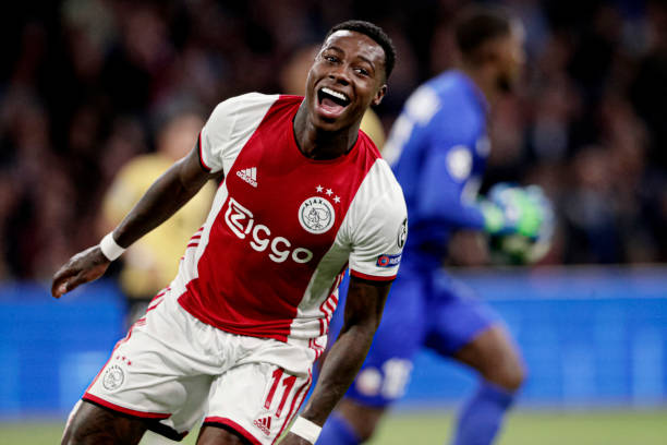 NLD: AFC Ajax v Lille OSC: Group H - UEFA Champions League