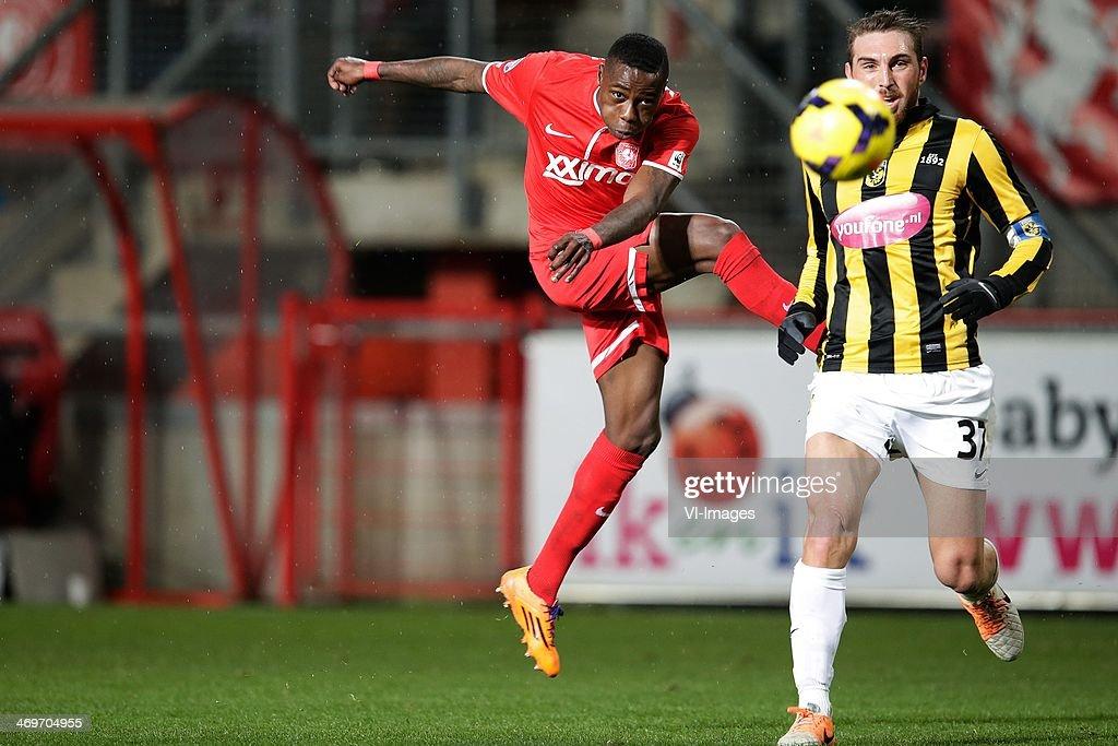 Dutch Eredivisie - FC Twente v Vitesse Arnhem : ニュース写真