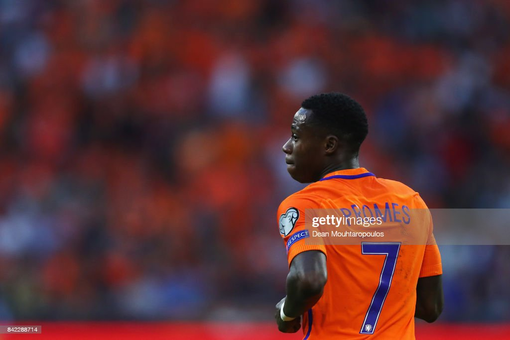 Netherlands v Bulgaria - FIFA 2018 World Cup Qualifier : News Photo
