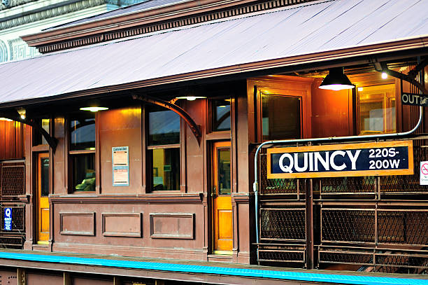 Quincy Street station