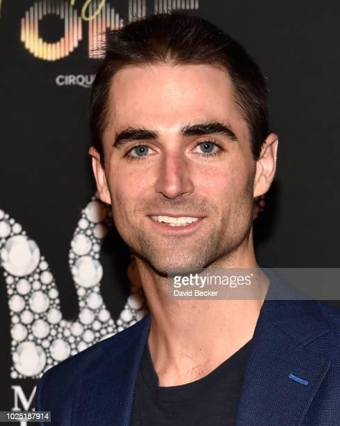 Quinn Tivey attends the Michael Jackson diamond birthday celebration at Mandalay Bay Resort and Casino on August 29 2018 in Las Vegas Nevada