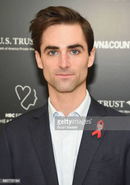 Quinn Tivey of the Elizabeth Taylor AIDS Foundation attends the 4th Annual Town Country Philanthropy Summit at Hearst Tower on May 9 2017 in New York...