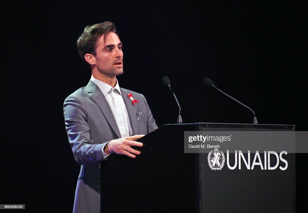 UNAIDS Gala At Design Miami/ Basel 2017 : News Photo