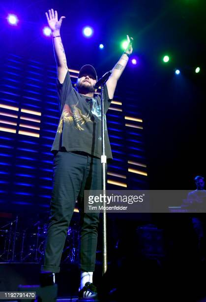 Quinn XCII performs onstage during WiLD 94.9's FM's Jingle Ball 2019 at The Masonic Auditorium on December 08, 2019 in San Francisco, California.
