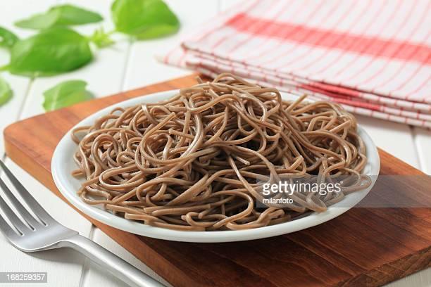 Quinoa Soba noodles