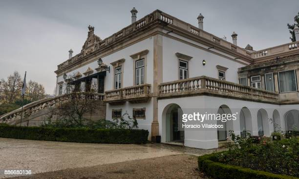 Quinta das Lagrimas 5 stars hotel during Gastronomic FAM Tour on November 28 2017 in Coimbra Portugal Gastronomic tours are hosted by 'Simply b' tour...