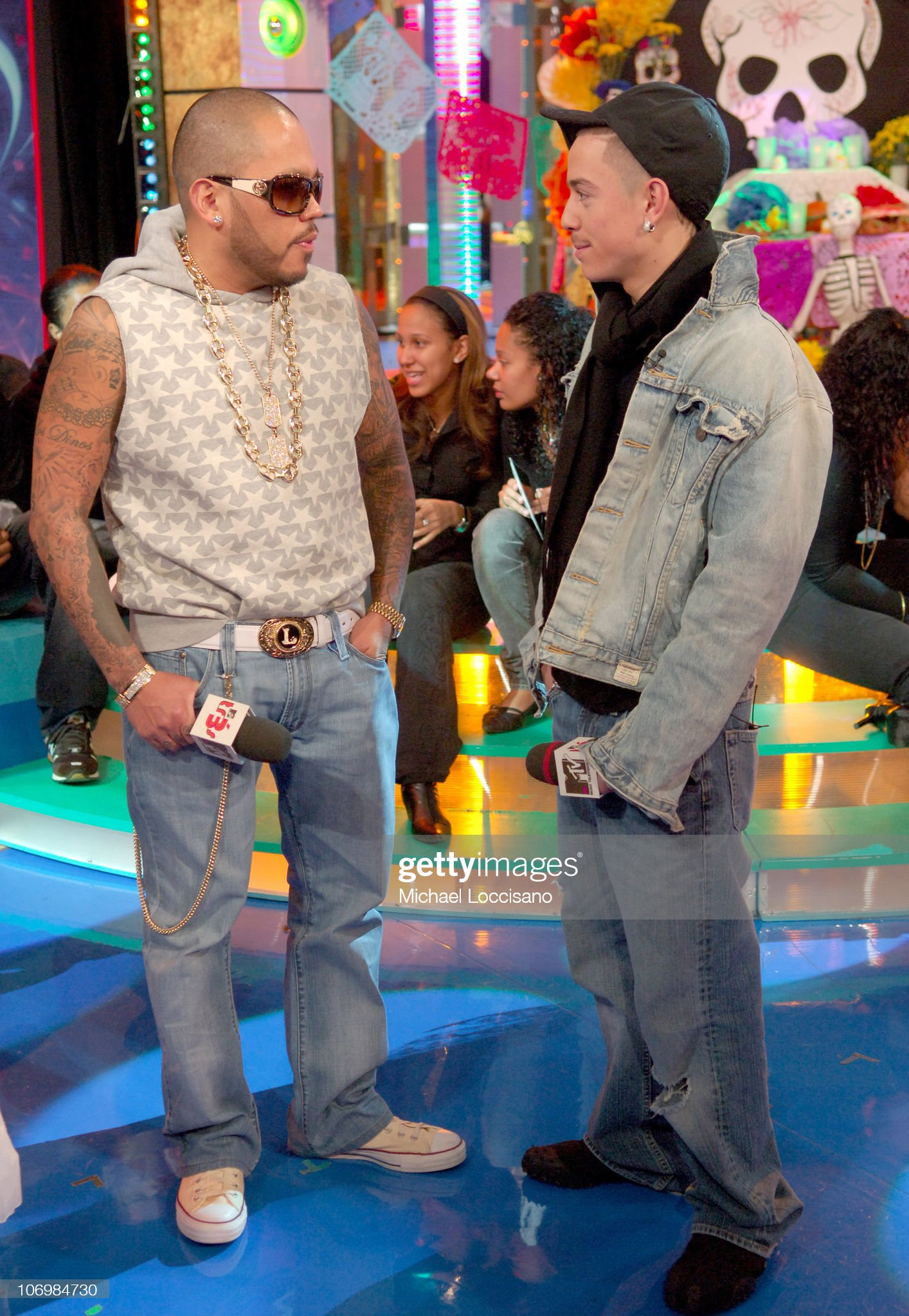 ¿Cuánto mide A.B Abraham Quintanilla III? - Altura - Real height Quintanilla-and-peewee-of-the-kumbia-allstars-picture-id106984730?s=2048x2048