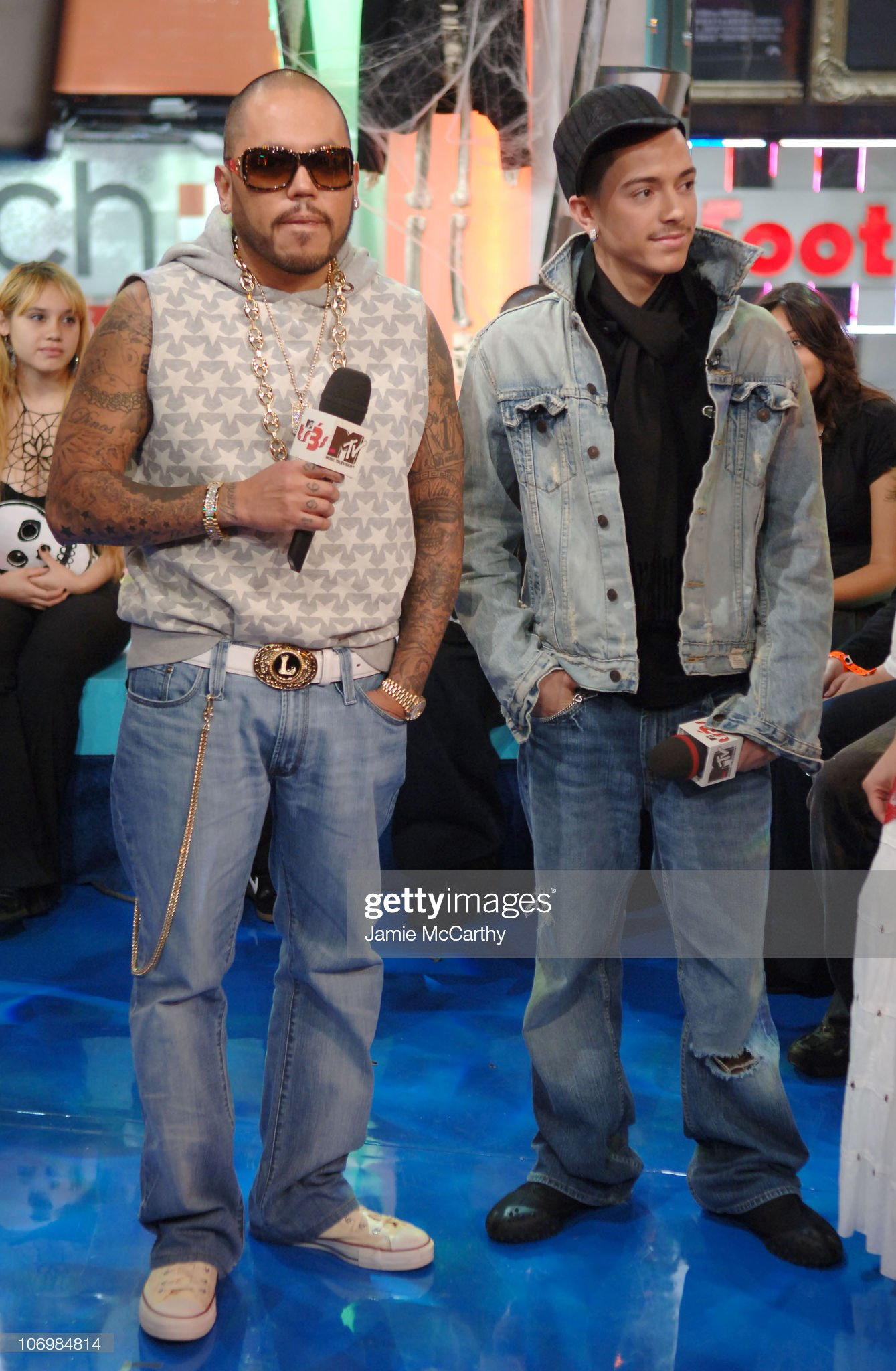 ¿Cuánto mide A.B Abraham Quintanilla III? - Altura - Real height Quintanilla-and-peewee-of-the-kumbia-allstars-picture-id106984814?s=2048x2048