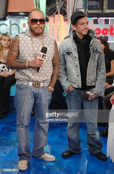 AB Quintanilla and PeeWee of the Kumbia AllStars