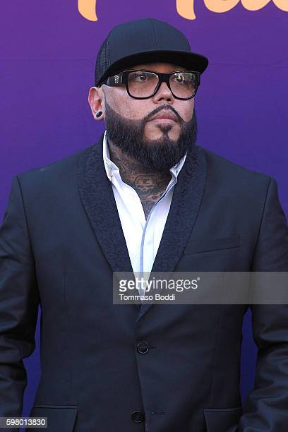 B Quintanilla attends the Madame Tussauds Hollywood Unveils A Wax Figure Of Selena Quintanilla at Madame Tussauds on August 30 2016 in Hollywood...