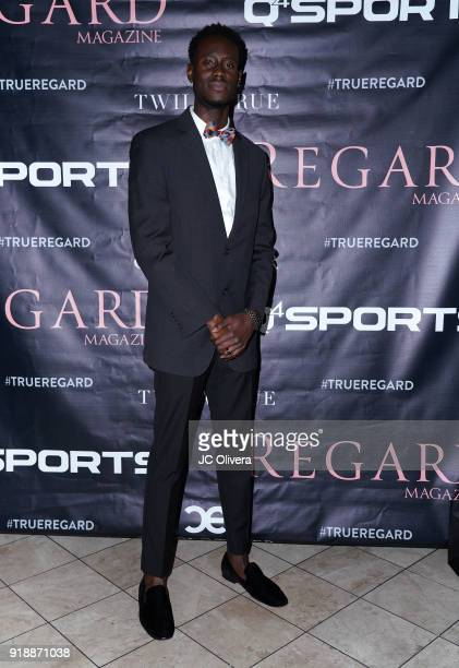 Quintin Williams attends Regard Magazine 2018 NBA AllStar PreParty hosted by Derek Fisher at Soho House on February 15 2018 in West Hollywood...