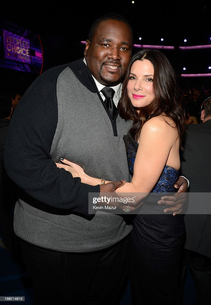 2013 People's Choice Awards - Backstage And Audience