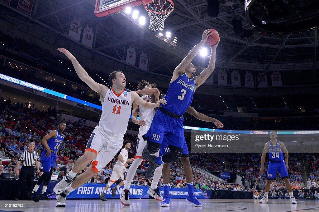 NCAA Basketball Tournament - First Round - Raleigh