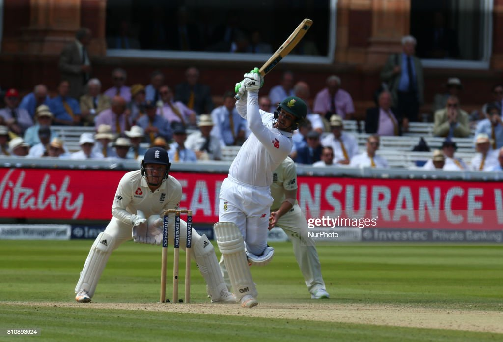 England v South Africa - Cricket : News Photo