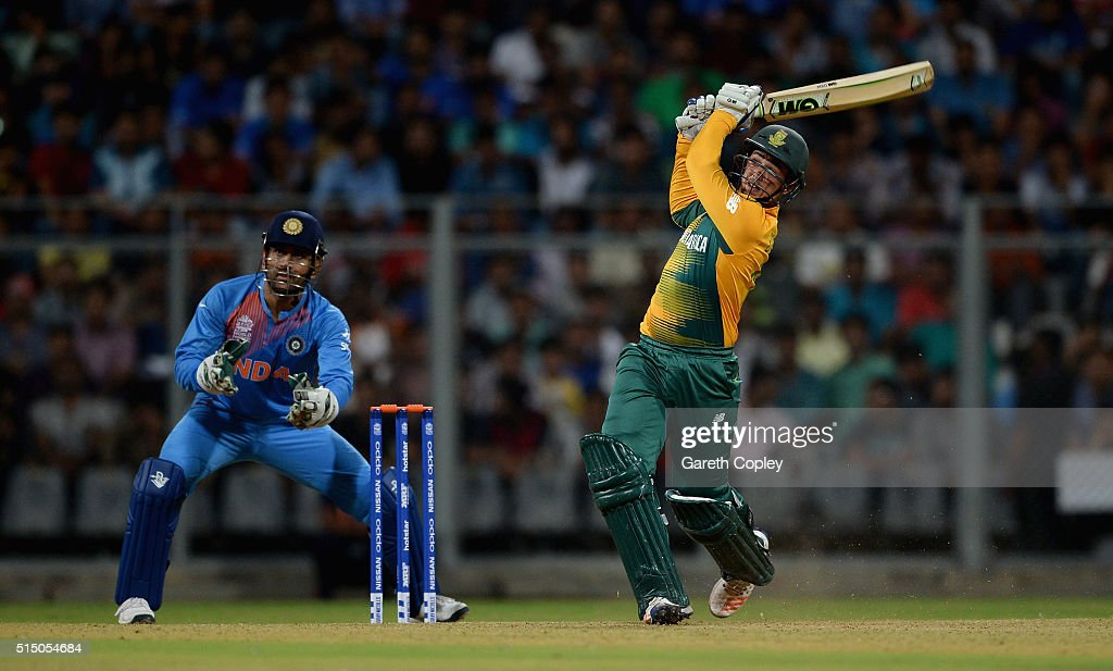 India v South Africa - ICC Twenty20 World Cup Warm Up