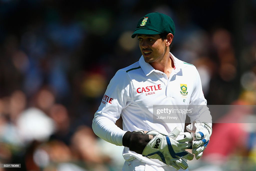 South Africa v England - Second Test: Day One : News Photo
