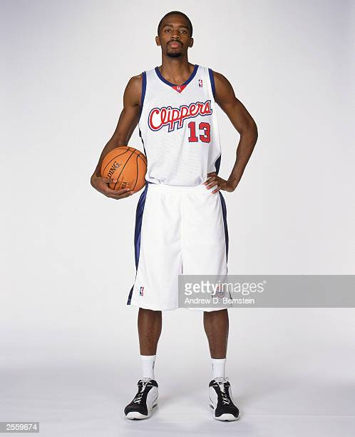 Quinton Ross of the Los Angeles Clippers poses for a portrait during NBA Clippers Media Day in Los Angeles California NOTE TO USER User expressly...