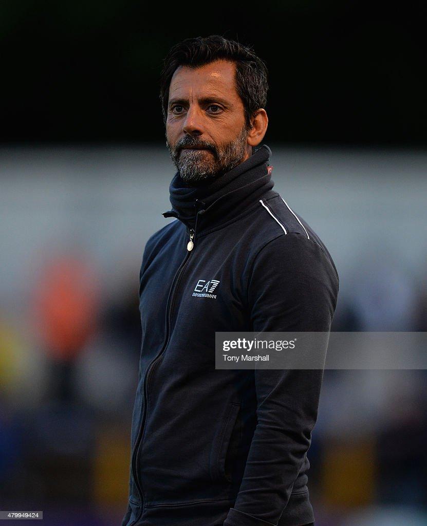 St Albans v Watford - Pre Season Friendly : News Photo