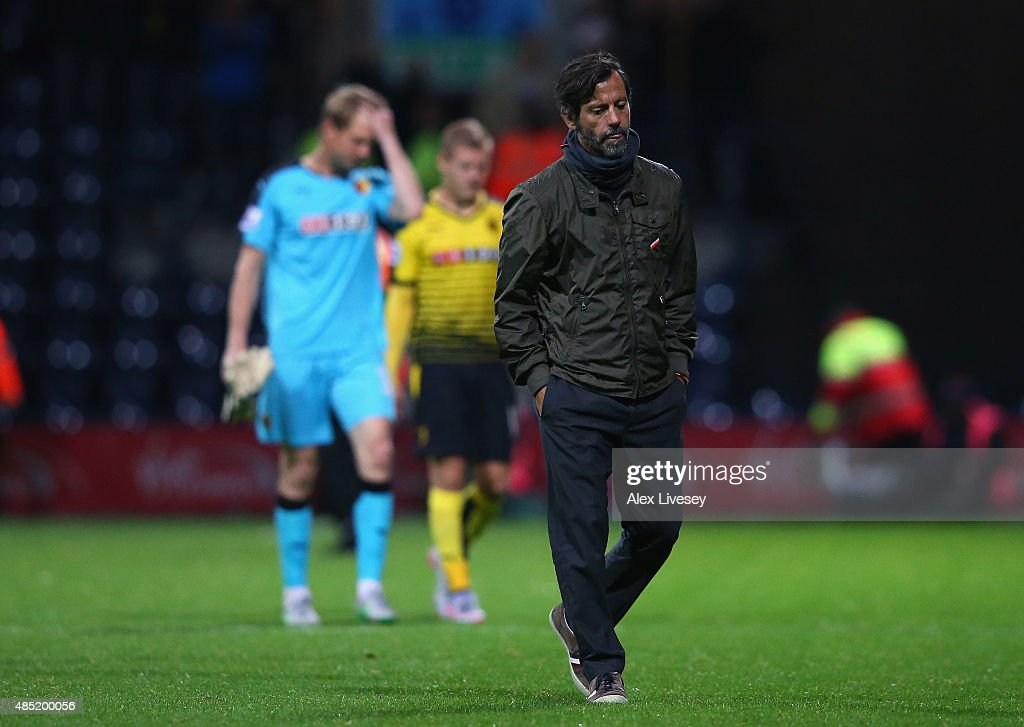 Preston North End v Watford - Capital One Cup Second Round : News Photo
