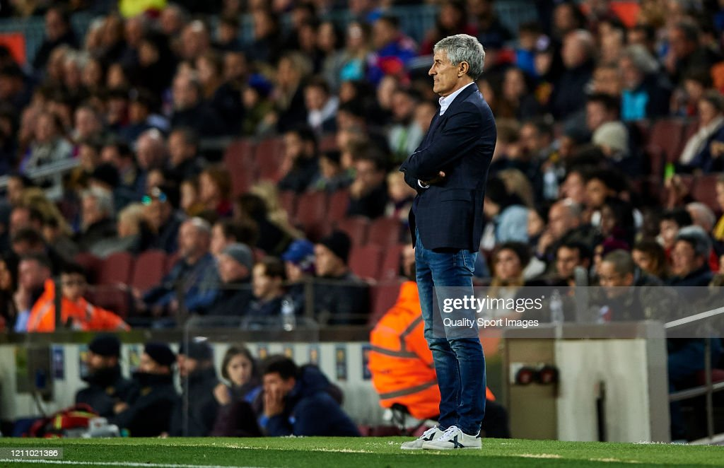 FC Barcelona v Real Sociedad  - La Liga : News Photo