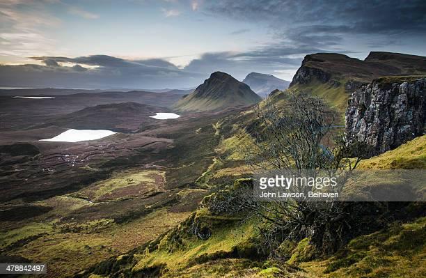 Quiraing, Trotternish Ridge, Skye, Scotland
